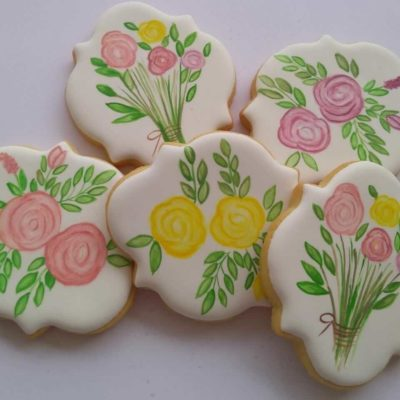 Biscoito decorado personalizado para festas e presentes no Grande ABC e SP